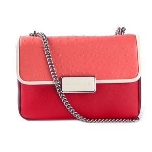 Marc by Marc Jacobs  REBEL 24 OSTRICH-PRINT